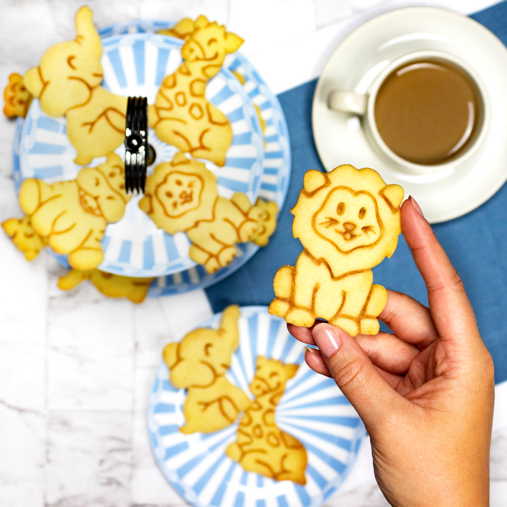 Baby safari Lion Cookies