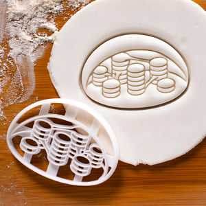 Chloroplast Cookie Cutter