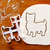 Yorkshire Terrier Body cookie cutter