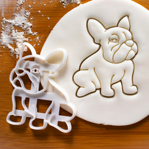 French Bulldog Body Cookie Cutter