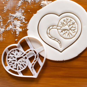Placenta Cookie Cutter