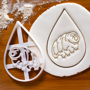 Water Bear Cookie Cutter (Tardigrade)