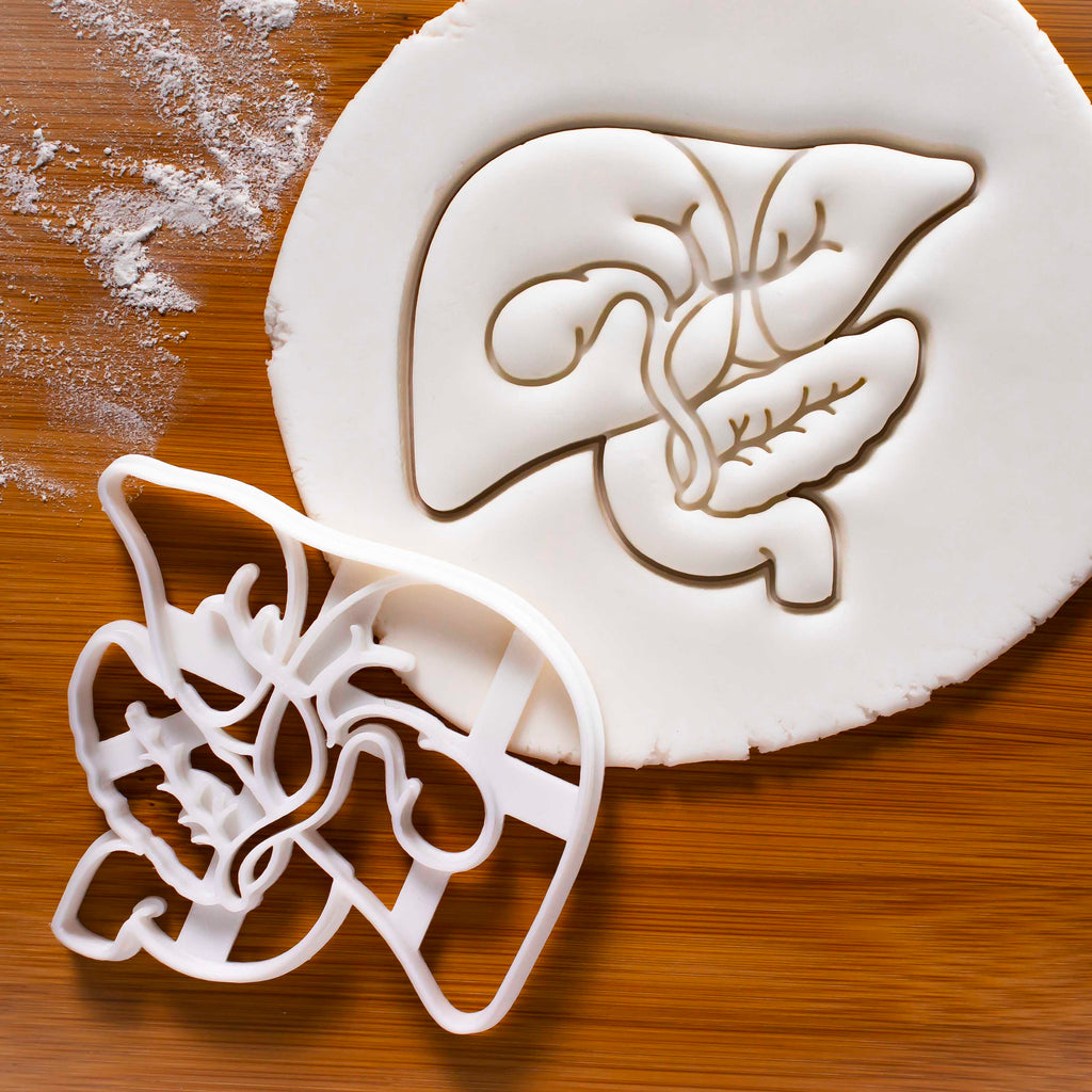 Gallbladder Cookie Cutter