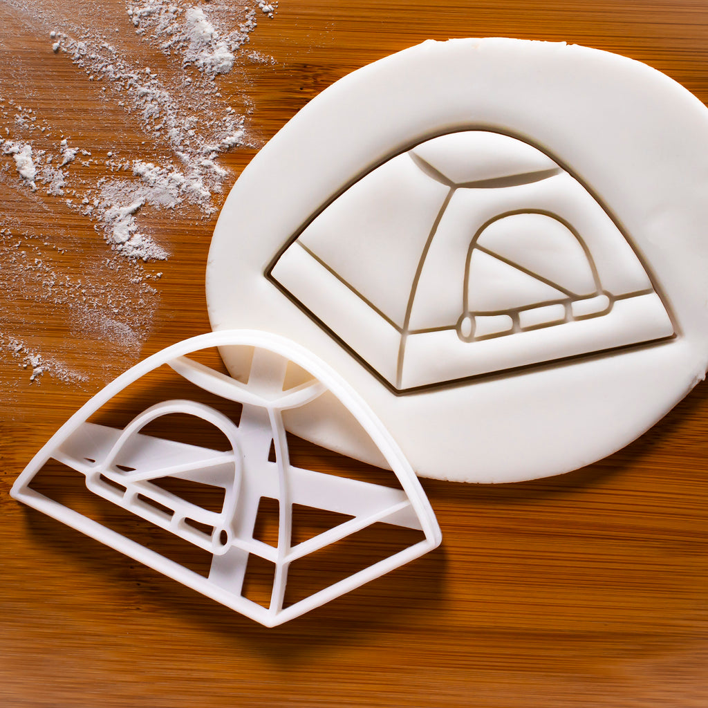 Tent Cookie Cutter