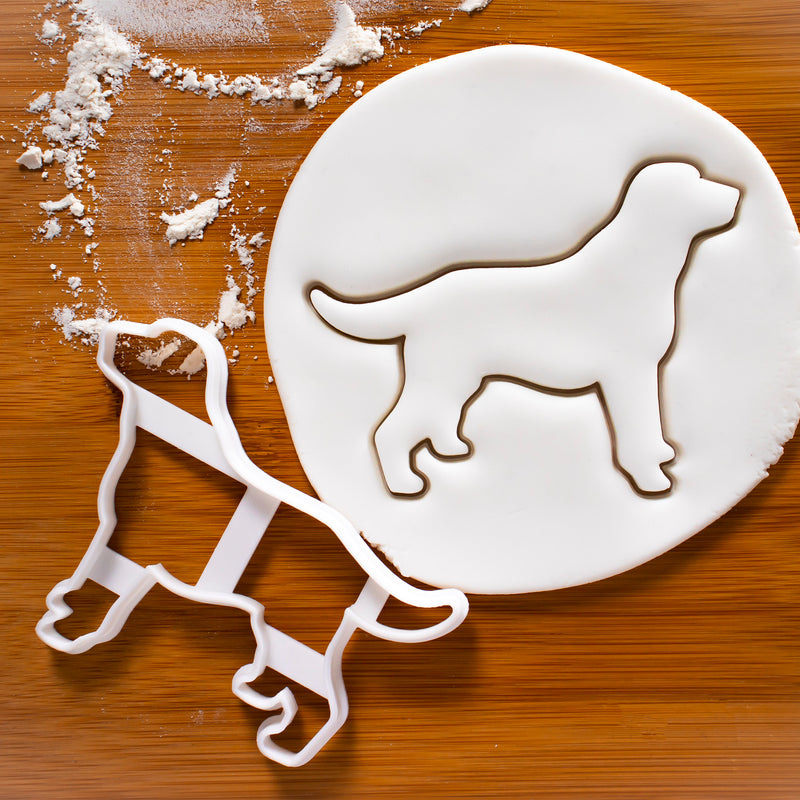 Labrador Retriever Body Cookie Cutter