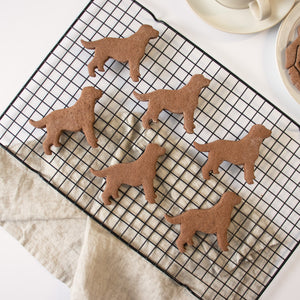 Labrador Retriever Body cookies