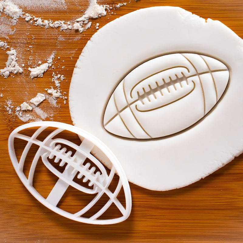 American Football Cookie Cutter