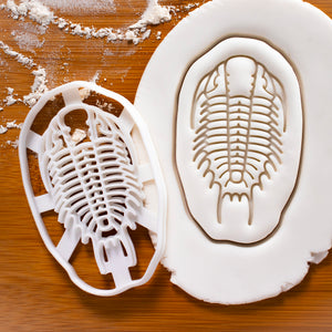 Trilobite Cookie Cutter