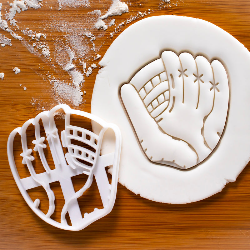 Softball Glove Cookie Cutter