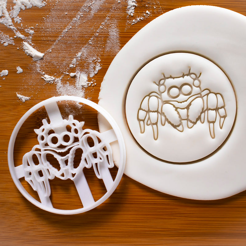 Jumping Spider Cookie Cutter