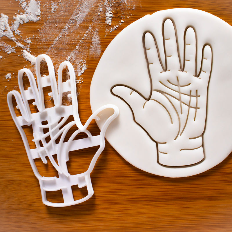 Palmistry Hand Cookie Cutter