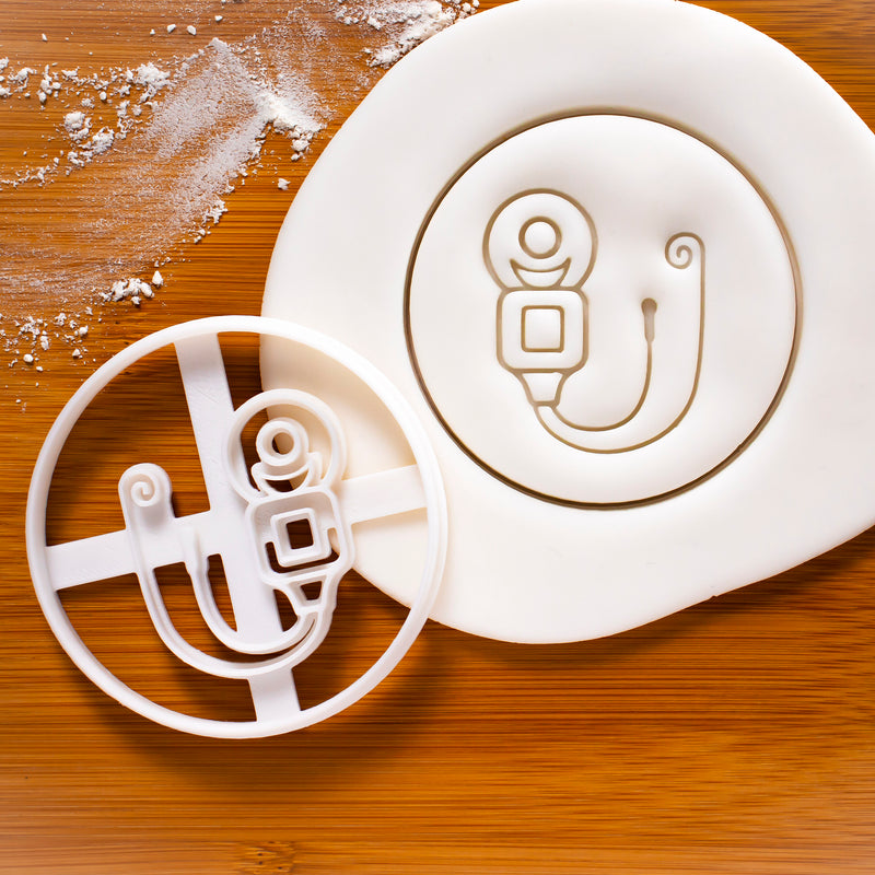 Cochlear Implant Cookie Cutter
