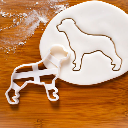 Rottweiler Body Cookie Cutter