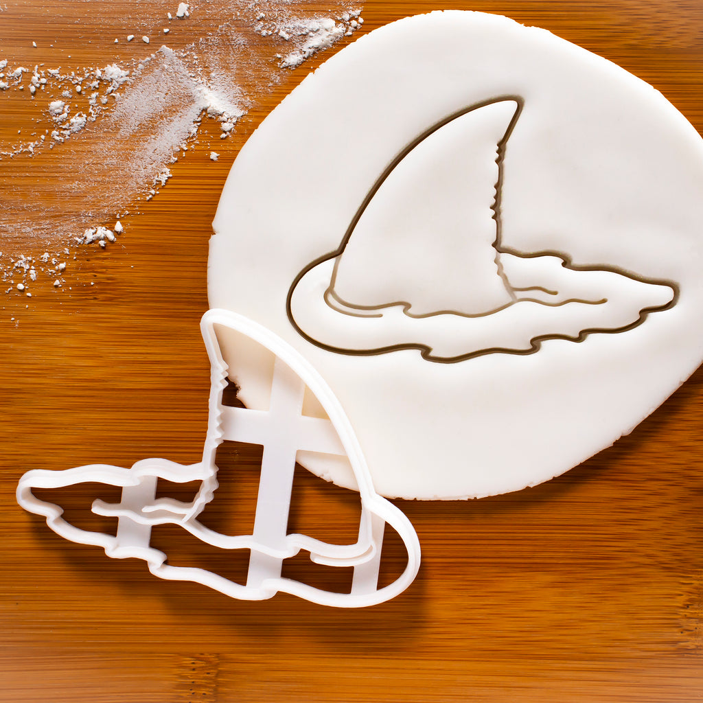 Shark Fin Cookie Cutter