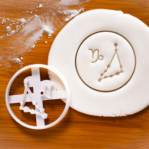 Capricorn Horoscope Cookie Cutter