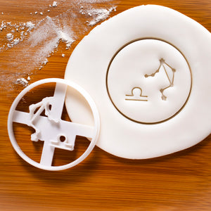 Libra Horoscope Cookie Cutter