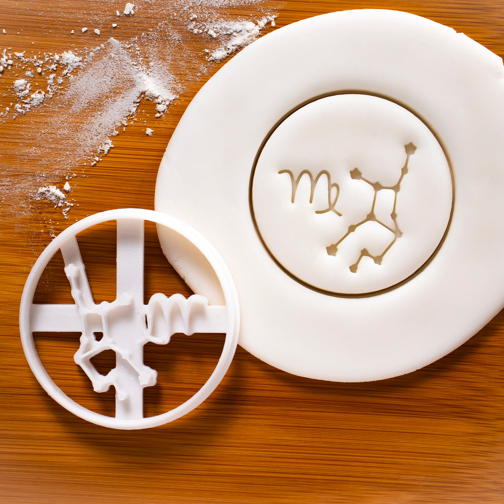 Virgo Horoscope Cookie Cutter