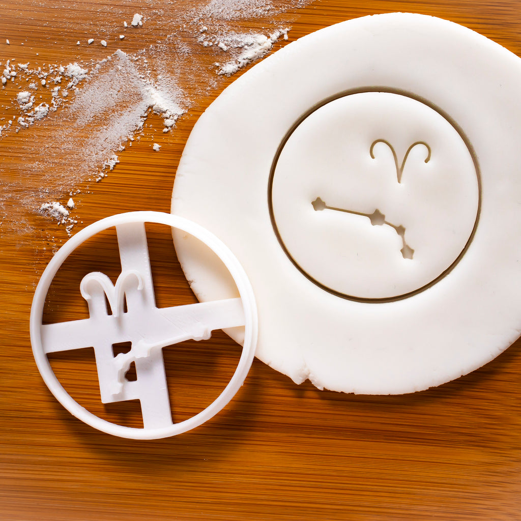 Aries Horoscope Cookie Cutter