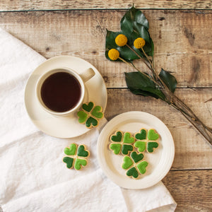 4 Leaf Clover Cookies