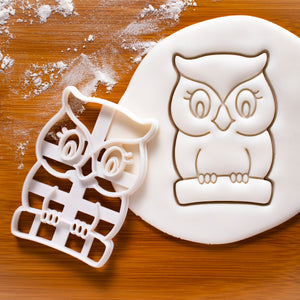 Cute Owl Cookie Cutter