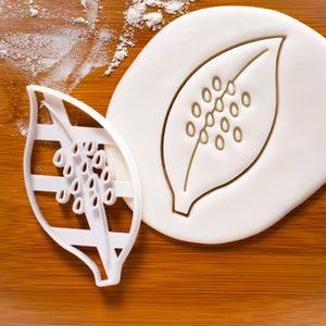 Monarch Butterfly Eggs Cookie Cutter
