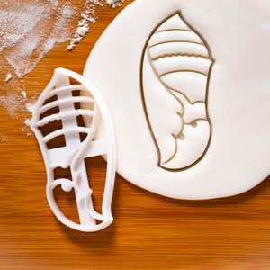 Monarch Butterfly Chrysalis Cookie Cutter