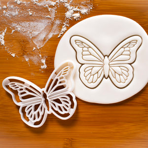 Monarch Butterfly Cookie Cutter