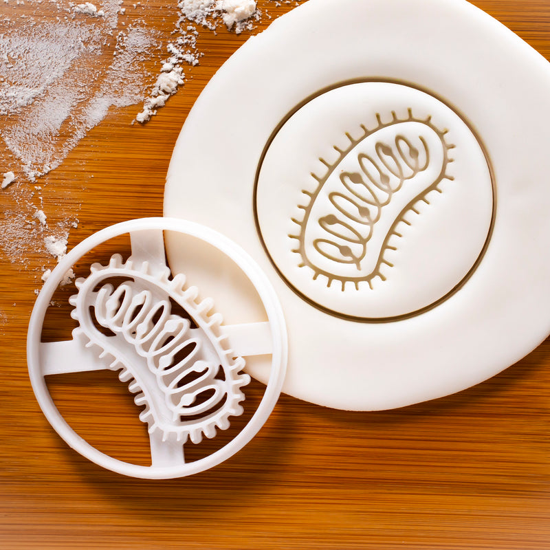 Rabies Virus Cookie Cutter