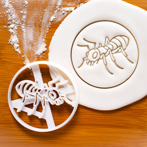 Realistic Ant Cookie Cutter