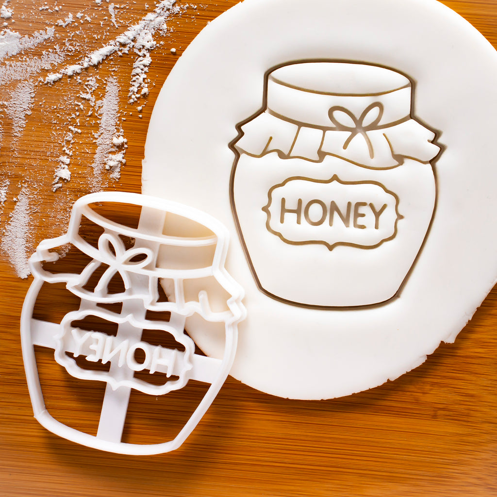 Honey Pot Cookie Cutter