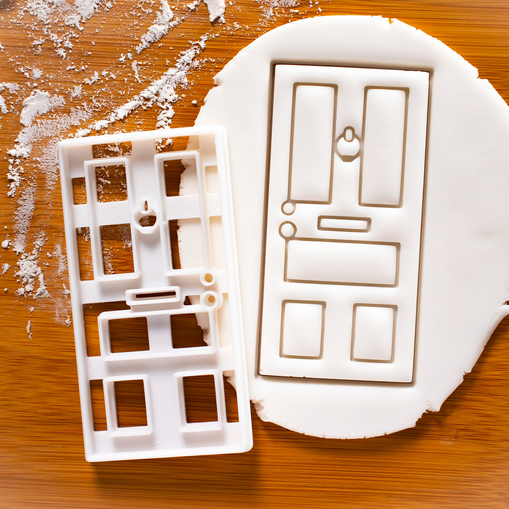 House Door Cookie Cutter