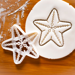 Realistic Starfish Cookie Cutter