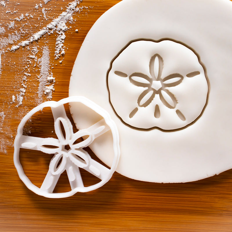 Sand Dollar Cookie Cutter