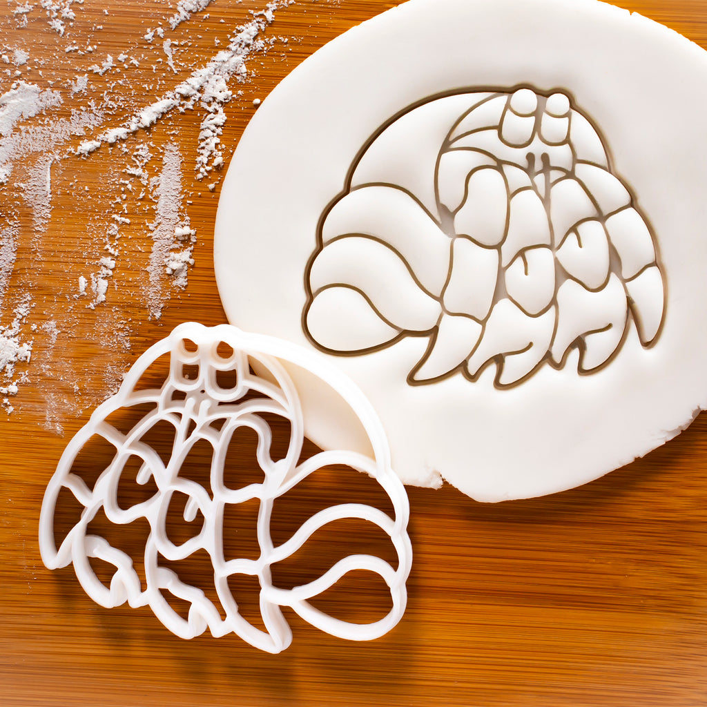 Hermit Crab Cookie Cutter