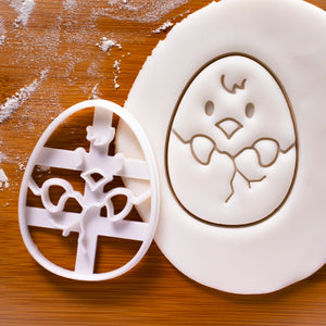 Easter Chick Cookie Cutter