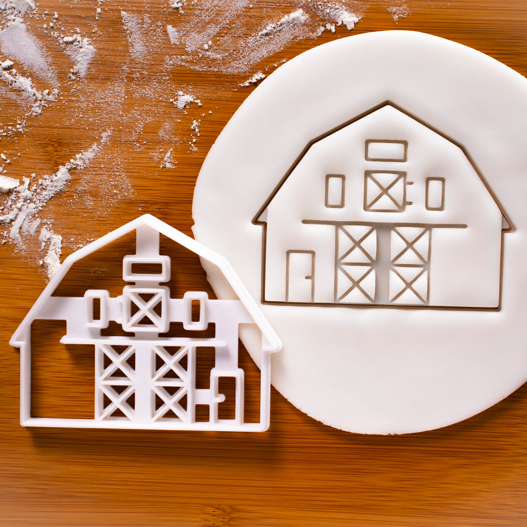 Farm Barnhouse Cookie Cutter