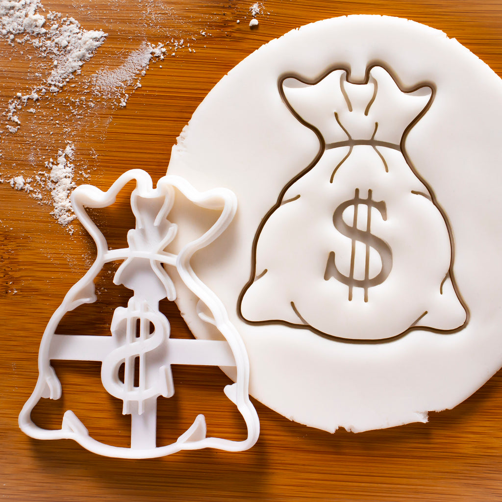 Money Bag Cookie Cutter