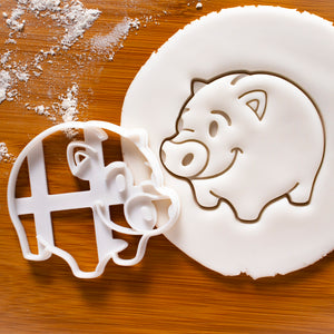 Piggy Bank Cookie Cutter