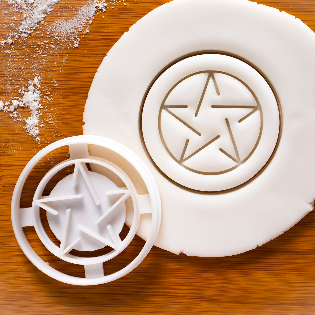 Pentagram Star Cookie Cutter