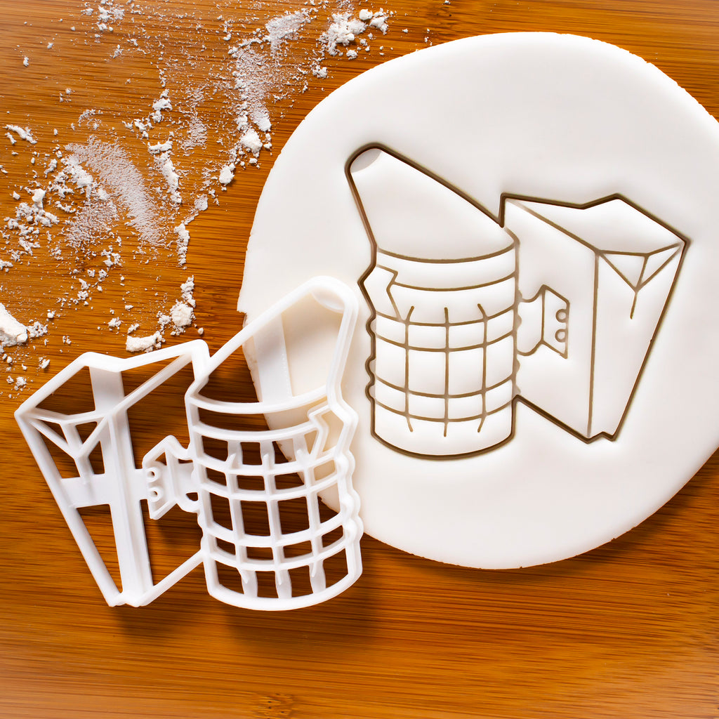Beekeeper Bee Smoker Cookie Cutter