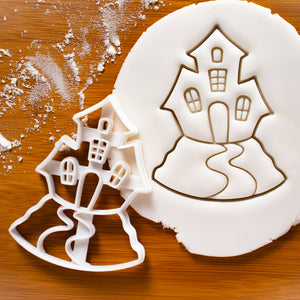 Haunted House cookie cutter