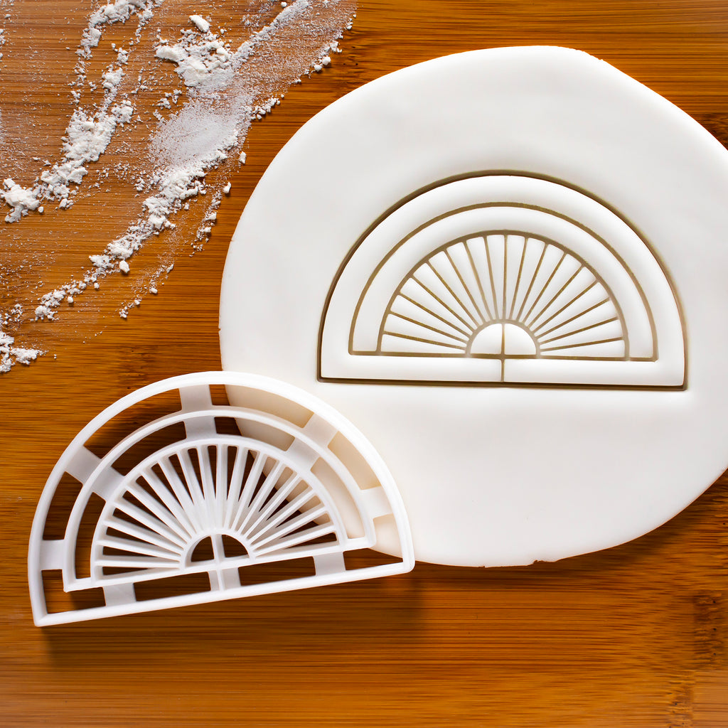 Protractor Cookie Cutter