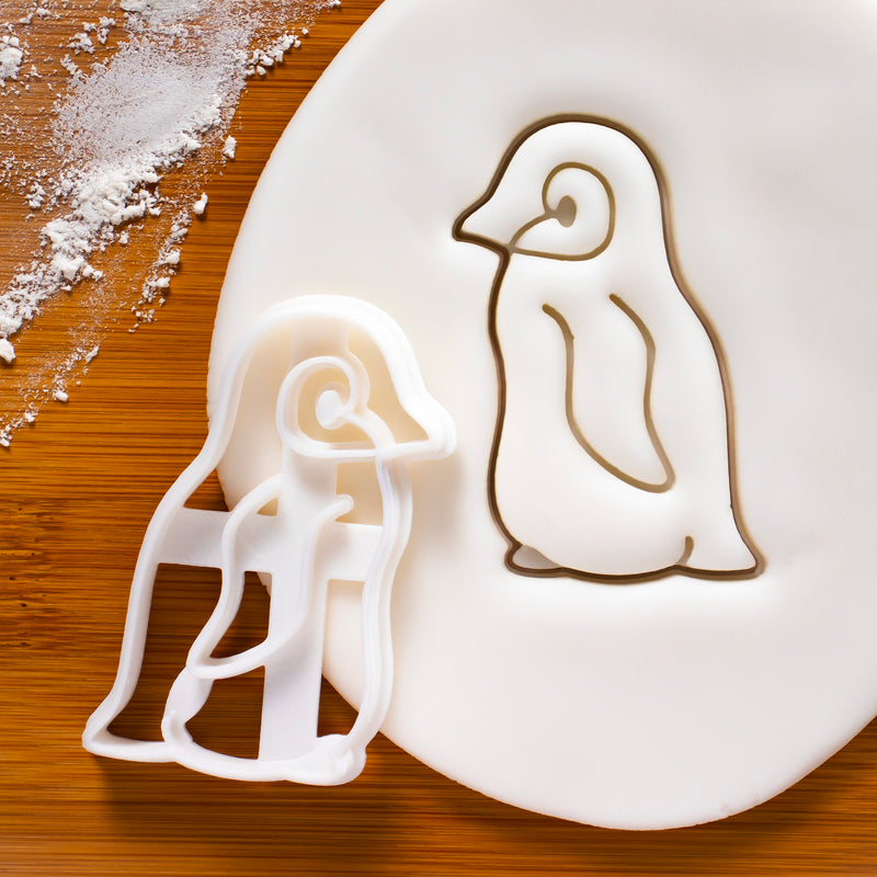 Baby Penguin Cookie Cutter