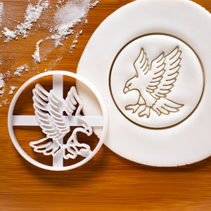Hawk Swooping Cookie Cutter