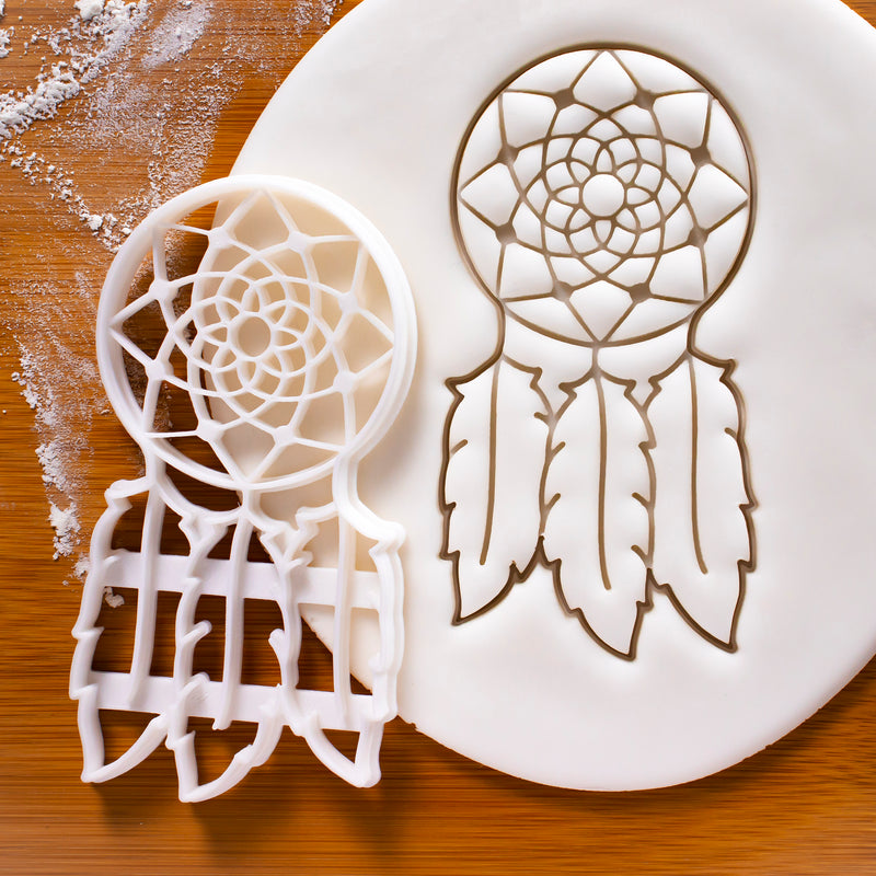 Bohemian Dreamcatcher Cookie Cutter