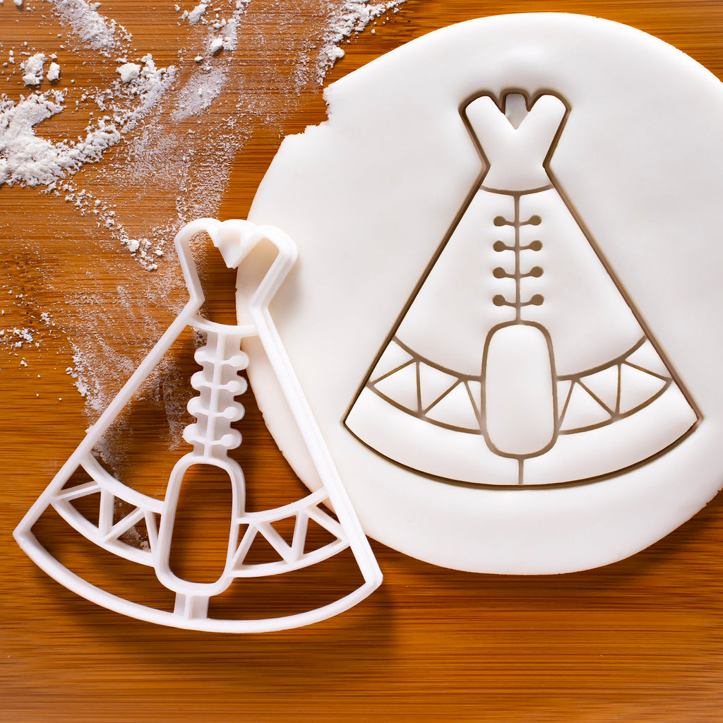 Bohemian Teepee Cookie Cutter