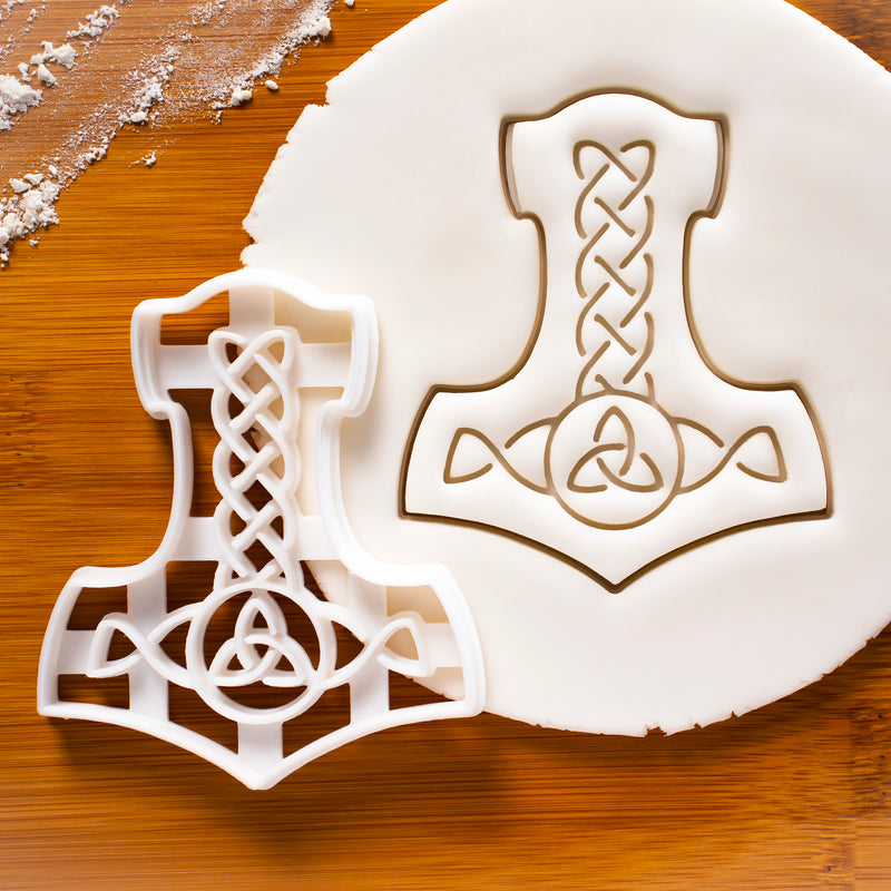 Mjolnir Cookie Cutter