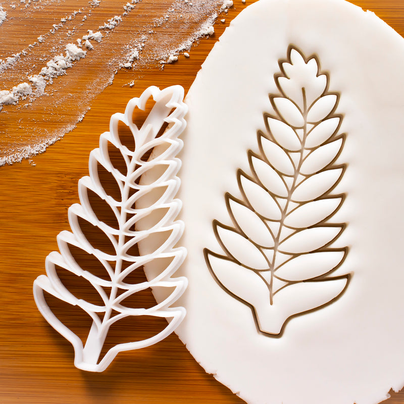 Houseplant - Fern Leaf Cookie Cutter