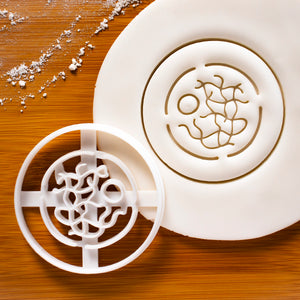 Nucleus Cookie Cutter