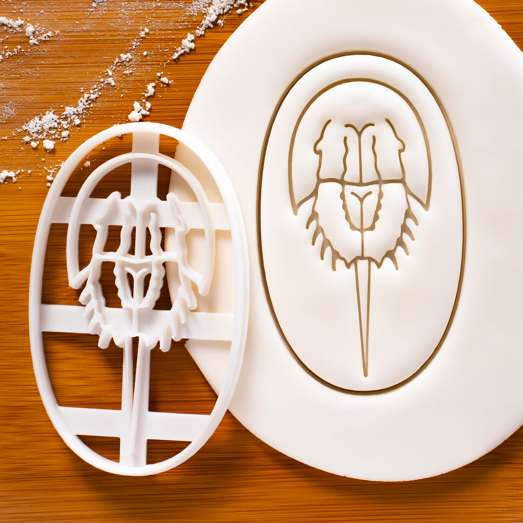 Horseshoe Crab Cookie Cutter